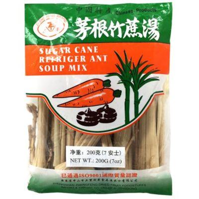 正丰茅根竹蔗汤