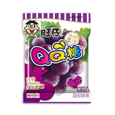 旺旺QQ糖葡萄味70g