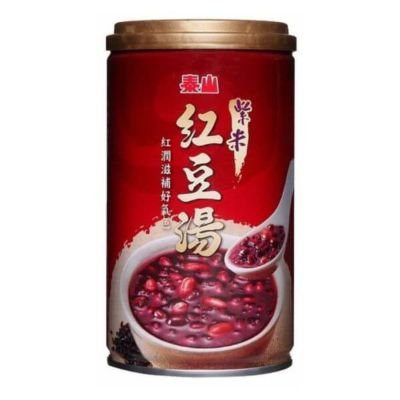 泰山紫米红豆汤 330g