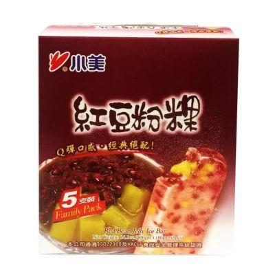 小美红豆粉粿冰棒 5支/盒