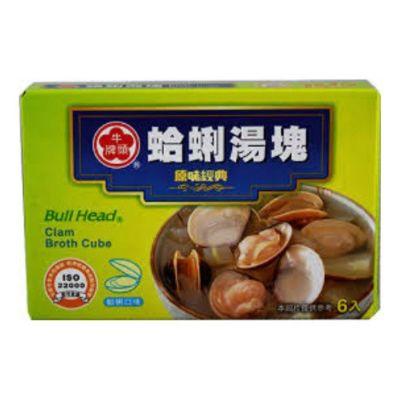 牛头牌蛤蜊高汤块