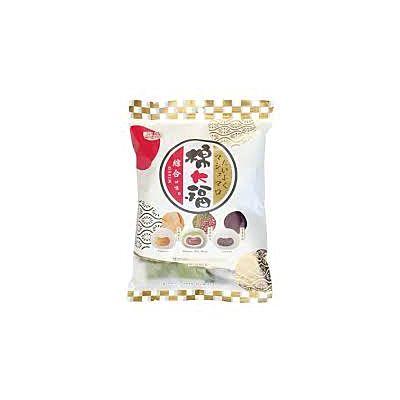 皇族综合棉大福 (抹茶红豆, 芝麻, 花生)