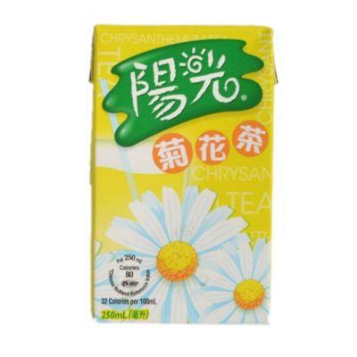 阳光菊花茶