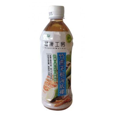 健康工房竹蔗茅根海底椰饮料