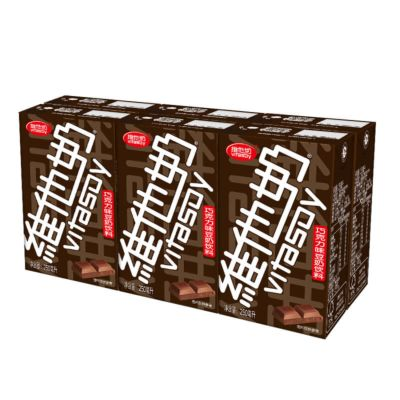 维他奶巧克力 6x250ml