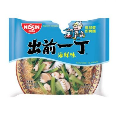 出前一丁-海鲜味 (5连包)