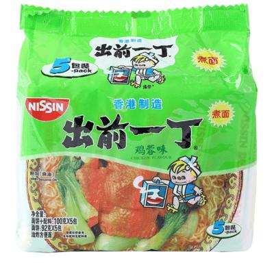 日清出前一丁-鸡蓉味 (5连包)