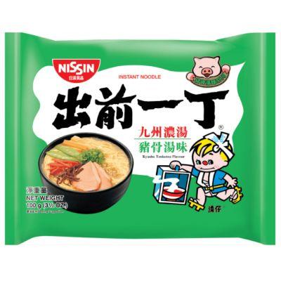 出前一丁-九州猪骨浓汤味 (5连包)