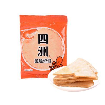 四洲脆脆虾饼 36g