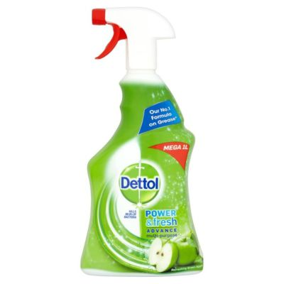 Dettol 多功能杀菌清洁喷剂 (青苹果味) 1L