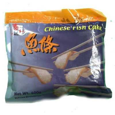 泰一中式鱼饼