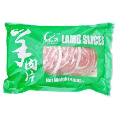 金达羊肉片 400g
