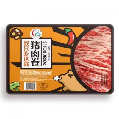 金达猪肉卷 400g