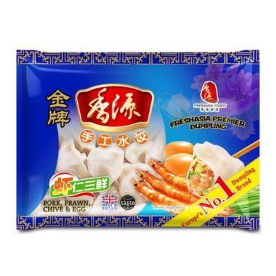 香源金牌 虾仁三鲜水饺