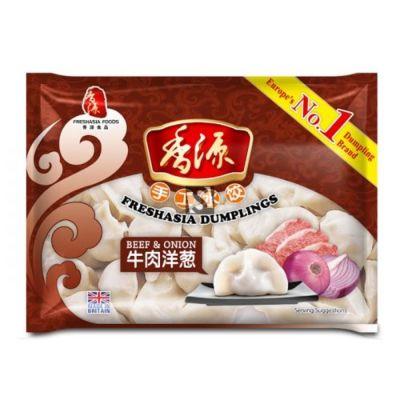 香源牛肉洋葱水饺 400g