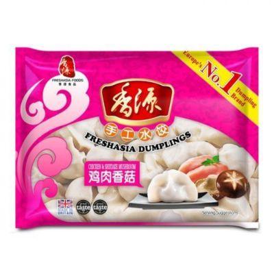 香源鸡肉香菇水饺