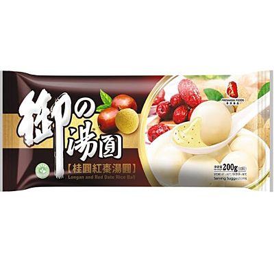 香源 桂圆红枣汤圆 200g