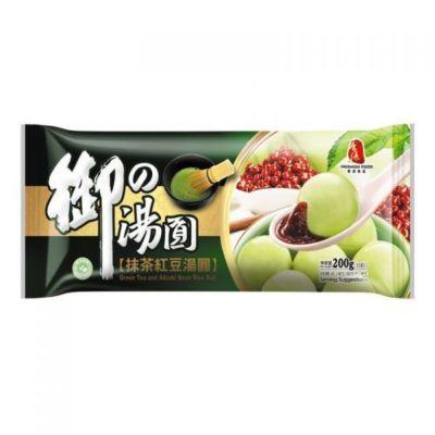 香源台湾抹茶红豆汤圆