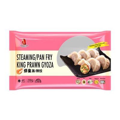 香源虾皇蒸/煎饺 230g