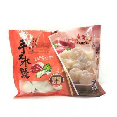康乐猪肉饺子-白菜
