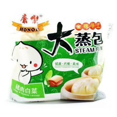 康乐包子-猪肉白菜