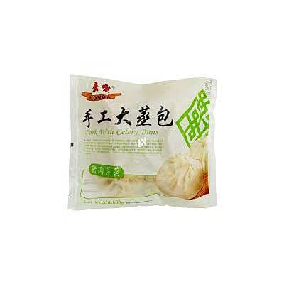 康乐包子-猪肉芹菜