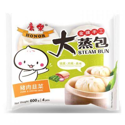 康乐包子-猪肉韭菜