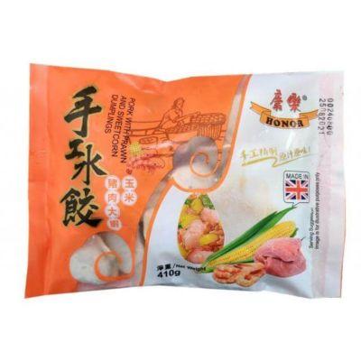康乐猪肉大虾玉米饺 410g