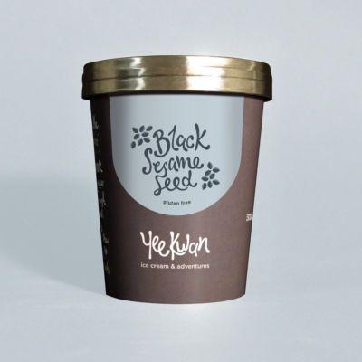 Yee Kwan 黑芝麻冰淇淋 120ml