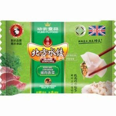 功夫水饺-猪肉香菜