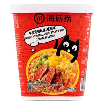 海底捞方便粉丝 - 番茄牛肉味 139g
