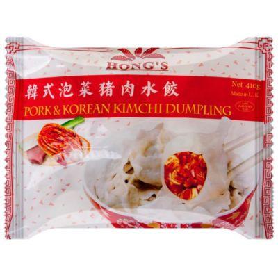 鸿字泡菜猪肉水饺 410g