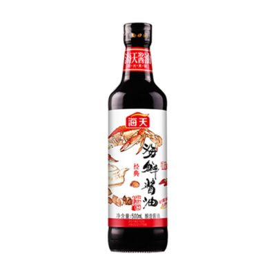 海天海鲜酱油 500ml