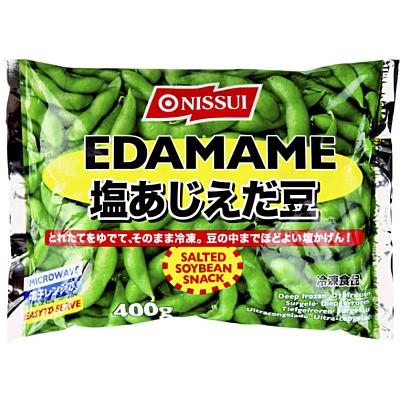 Nissui 鹽味毛豆 400g