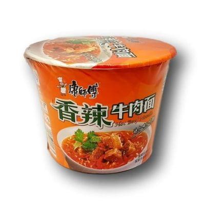 康师傅经典桶面(香辣牛肉)105g