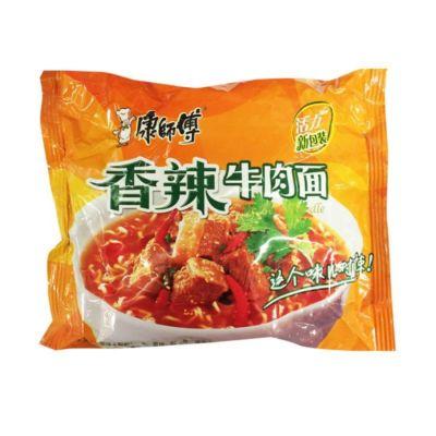 康师傅经典香辣牛肉面 99g