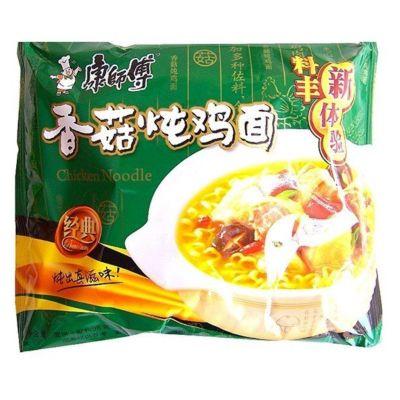 康师傅经典香菇炖鸡面