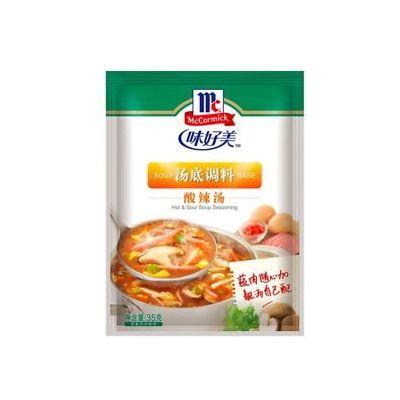 味好美酸辣汤