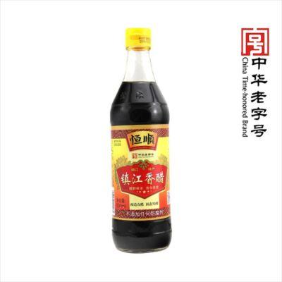 恒顺镇江香醋 500ml