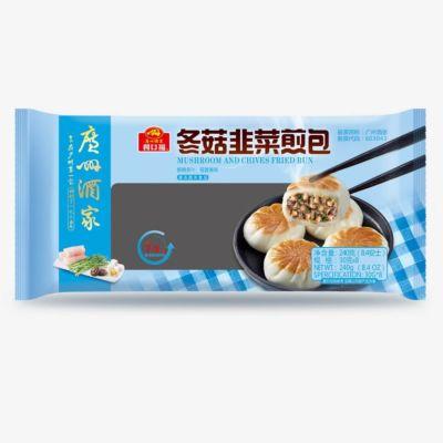 利口福 冬菇韭菜煎包 240g