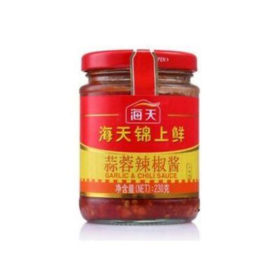 海天蒜蓉辣椒酱 230g