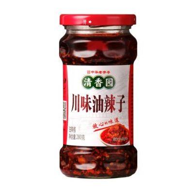 清香园川味油辣子