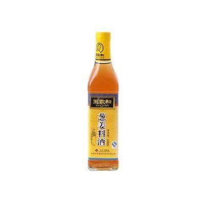 王致和姜葱料酒 500ml