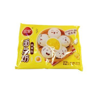 三全奶黄包 360g