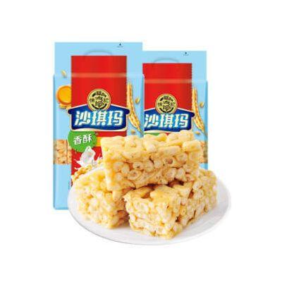 徐福记香酥牛奶沙琪玛 470g