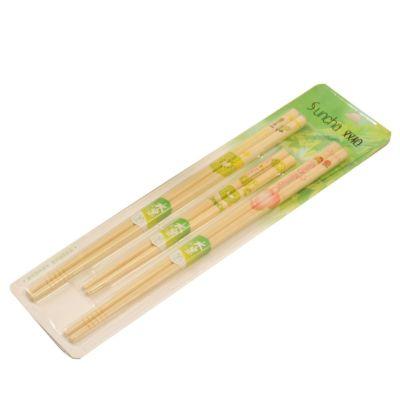 双枪碳化筷子 3双
