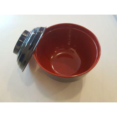 日式味噌汤碗