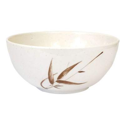 164*74mm 竹子图案汤碗