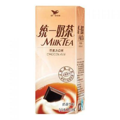 统一奶茶巧克力味
