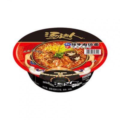 统一汤达人 - 韩式辣牛面 (桶装) 83g